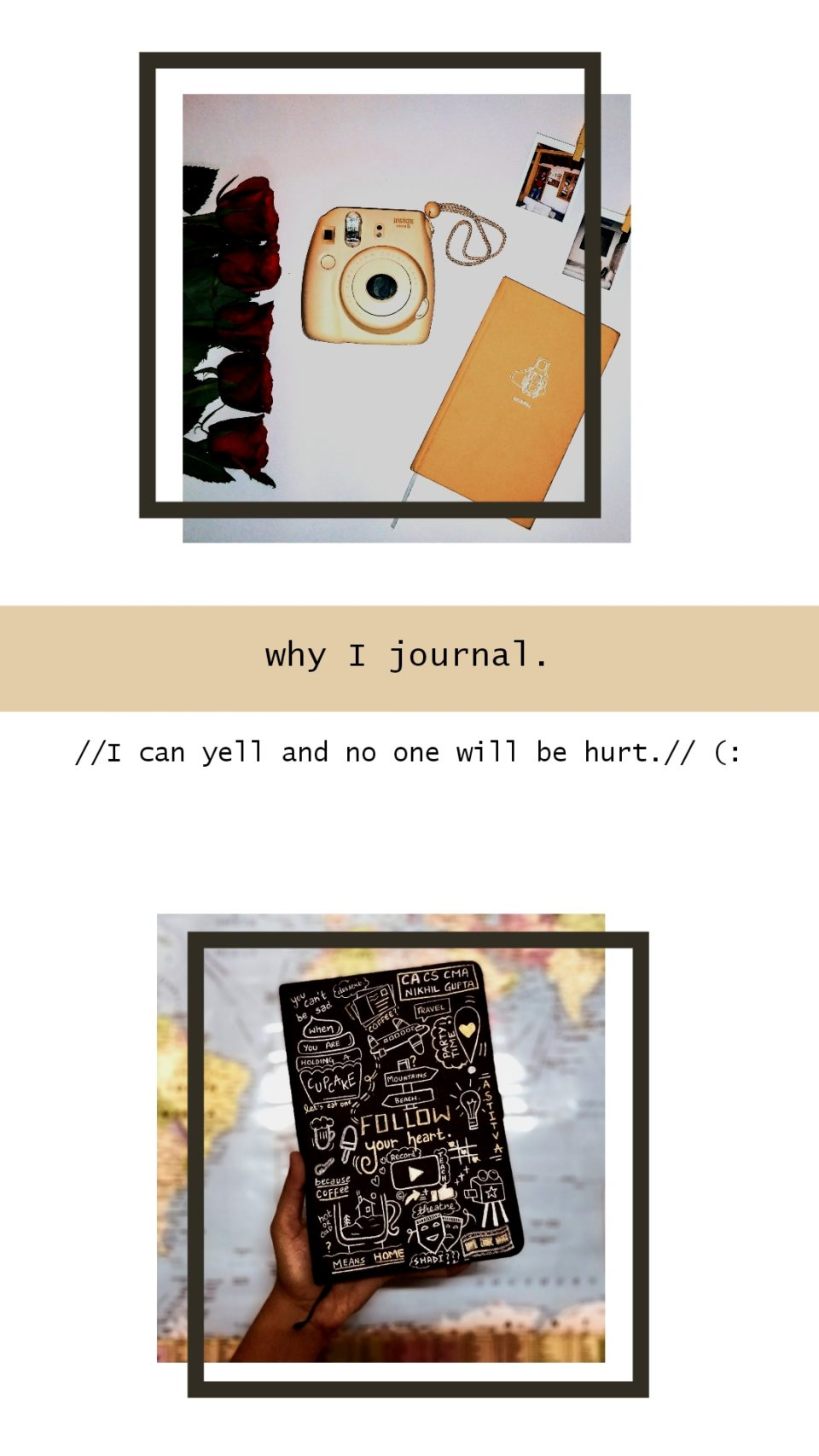 why i journal.