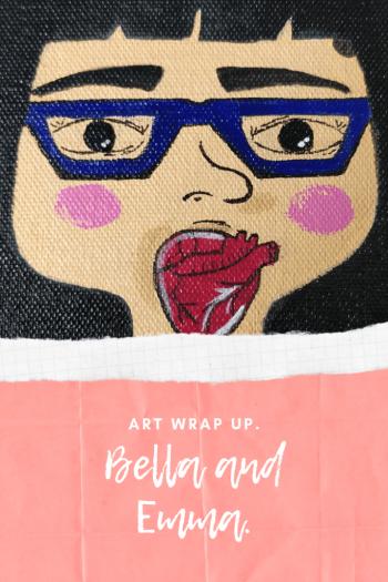 art wrap up