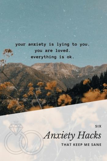 anxiety hacks