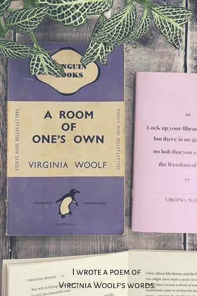 Virginia Woolf Poetry