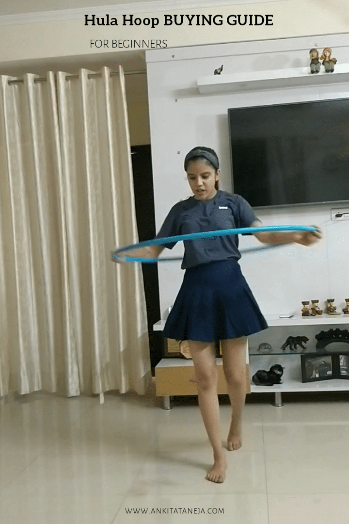hula hoop buying guide for beginners